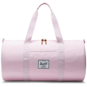 Herschel Sutton Mid-Volume Duffle pink lady crosshatch